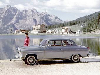 На моторшоу в Женеве возродят немецкую марку Borgward
