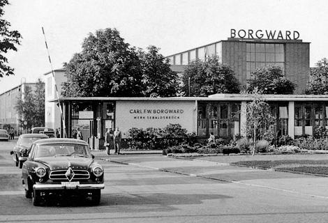 Компания Borgward возобновит выпуск машин через 50 лет после ухода с рынка