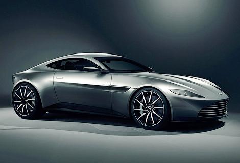 В новом фильме про Бонда появятся Range Rover Sport и Jaguar C-X75. Фото 1