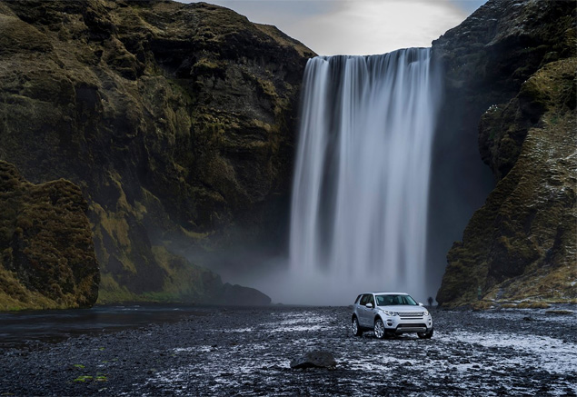 Тест Land Rover Discovery Sport, едва не завершившийся в сугробе