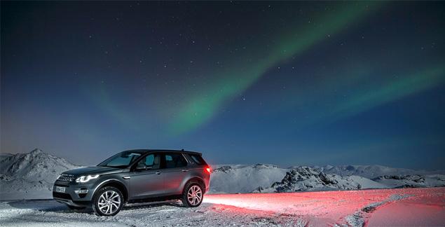 Тест Land Rover Discovery Sport, едва не завершившийся в сугробе. Фото 3