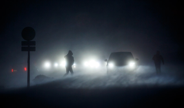 Тест Land Rover Discovery Sport, едва не завершившийся в сугробе. Фото 5