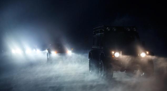 Тест Land Rover Discovery Sport, едва не завершившийся в сугробе. Фото 6