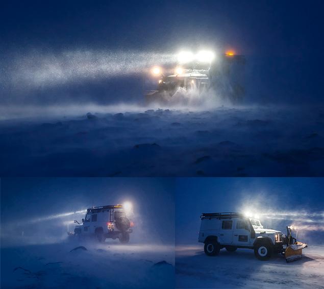 Тест Land Rover Discovery Sport, едва не завершившийся в сугробе. Фото 8