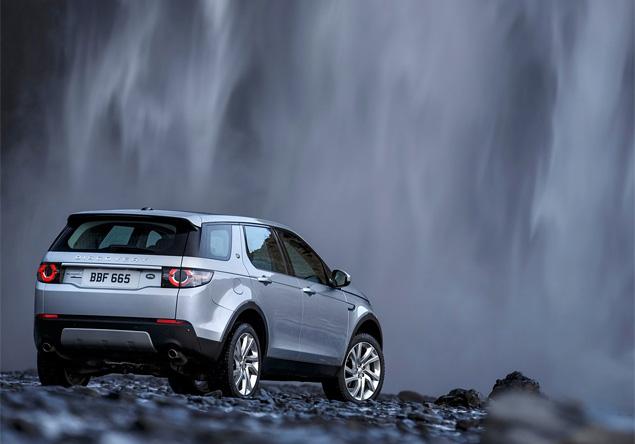 Тест Land Rover Discovery Sport, едва не завершившийся в сугробе. Фото 16