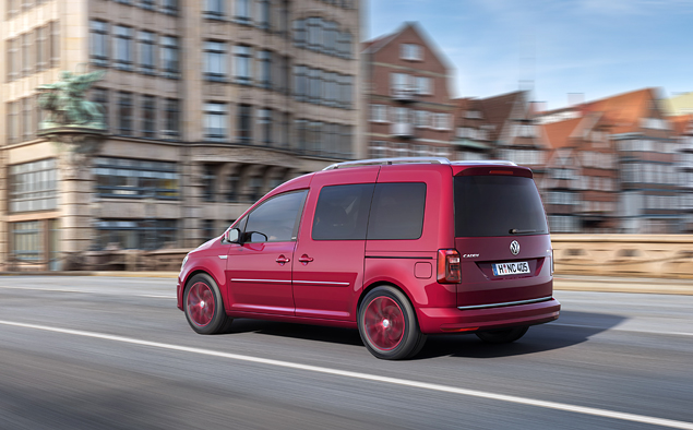 Volkswagen Caddy баллотируется на второй срок. Фото 2
