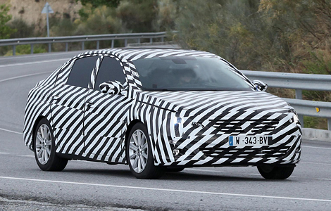"Европейцам предложат Citroen C4 с кузовом ""седан"". Фото 2"