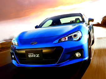 Компания Subaru модернизировала BRZ второй раз за год