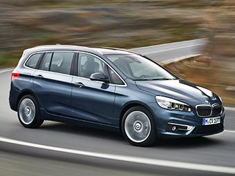 Компактвэн BMW стал семиместным