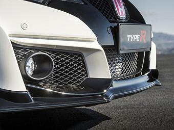 Honda рассказала о динамике серийного хот-хэтча Civic Type R
