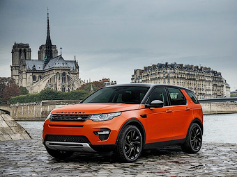 Tata построит кроссовер на базе Land Rover Discovery Sport
