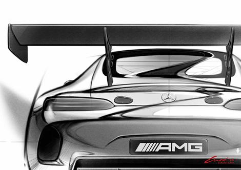 Суперкар для чемпионата FIA GT3 дебютирует на Женевском автосалоне