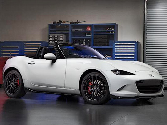 Mazda показала возможности тюнинга родстера MX-5