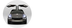 Tesla Model X заметили во время испытаний. Фото 1