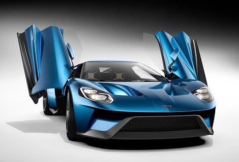 Серийный Ford GT будет на 95 процентов похож на прототип. Фото 2