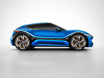 Создатели «квантового» спорткара показали новую модель