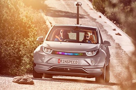 Компания Rinspeed подготовила для Женевы новый прототип. Фото 2