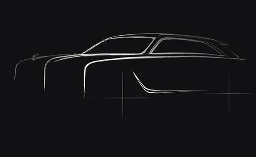 Компания Rolls-Royce будет выпускать внедорожник