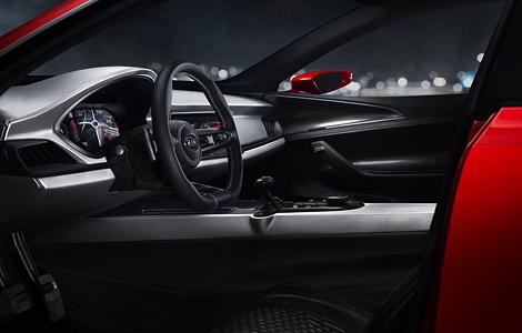 """В Женеве дебютирует прототип Kia с кузовом """"Shooting Brake"""". Фото 2"""