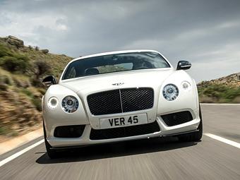 Bentley подготовит к Женеве прототип нового спорткара