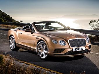 В Bentley обновили семейство Continental GT