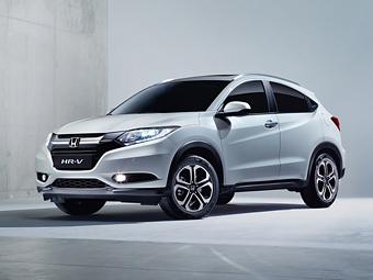 «Хонда» рассказала о кроссовере HR-V для Европы