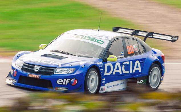 Десять обычных машин, выступающих в гонках. Фото 7