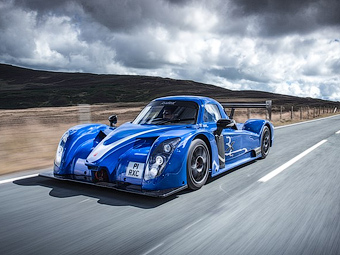 Radical построит суперкар для абсолютного рекорда Нюрбургринга