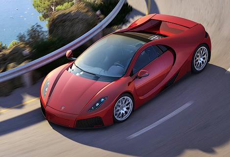 В Женеве дебютирует обновленное купе с 925-сильным турбомотором