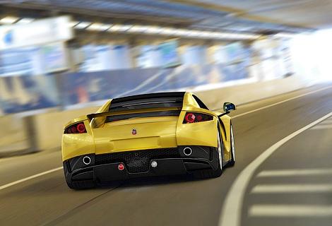 В Женеве дебютирует обновленное купе с 925-сильным турбомотором. Фото 1
