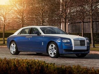 Rolls-Royce посвятил особый Ghost борцу с британскими колонизаторами