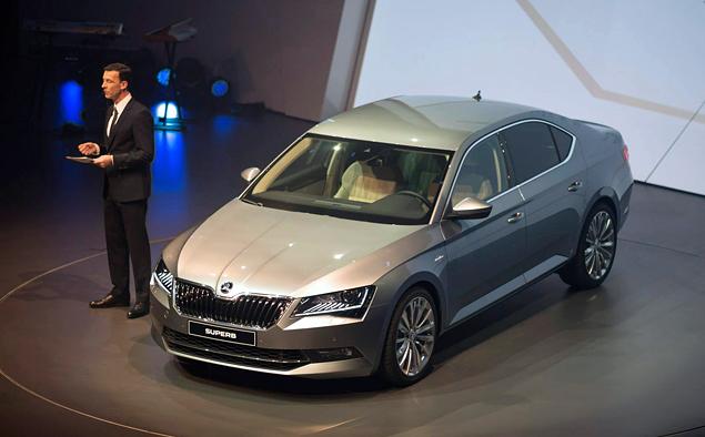 Что Skoda противопоставила практически идеальному VW Passat. Фото 14