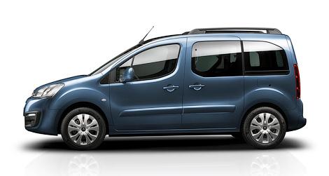В Женеве покажут обновленный фургон Berlingo. Фото 1