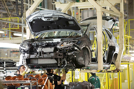 В Nissan рассмотрят возможность экспорта машин петербургского производства