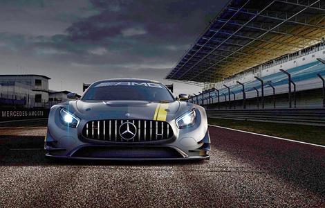 """В Женеве дебютирует гоночный """"Мерседес"""" для чемпионата FIA GT3"""
