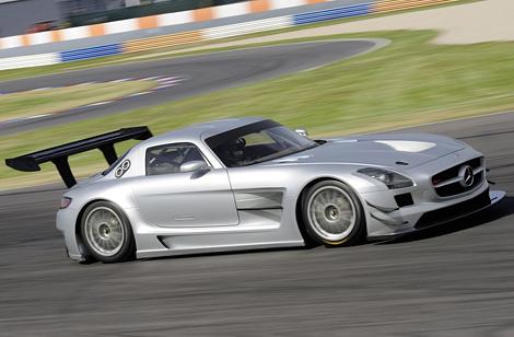 """В Женеве дебютирует гоночный """"Мерседес"""" для чемпионата FIA GT3. Фото 1"""