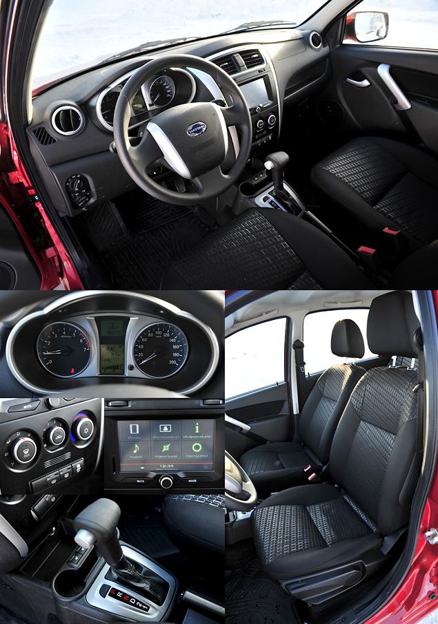 """Первый тест Datsun mi-DO – японского хэтча, сделанного из """"Калины"""". Фото 2"""