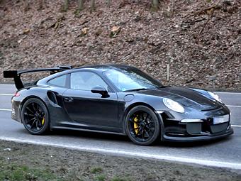 Стала известна мощность экстремального Porsche 911