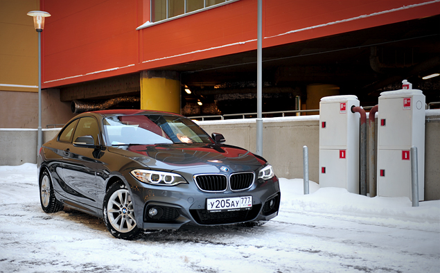 Длительный тест BMW 2 серии: часть первая