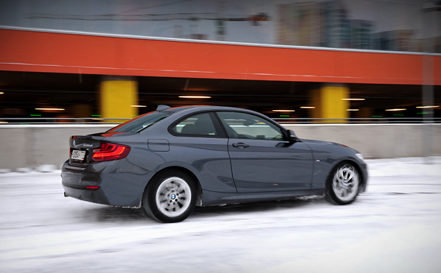 Длительный тест BMW 2 серии: часть первая. Фото 1