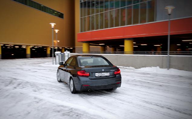 Длительный тест BMW 2 серии: часть первая. Фото 3