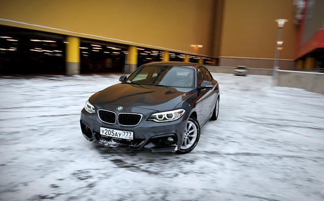 Длительный тест BMW 2 серии: часть первая. Фото 4