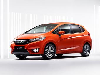 Honda показала серийный Jazz нового поколения