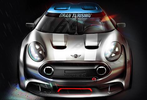 Автопроизводитель разработал виртуальный гоночный автомобиль