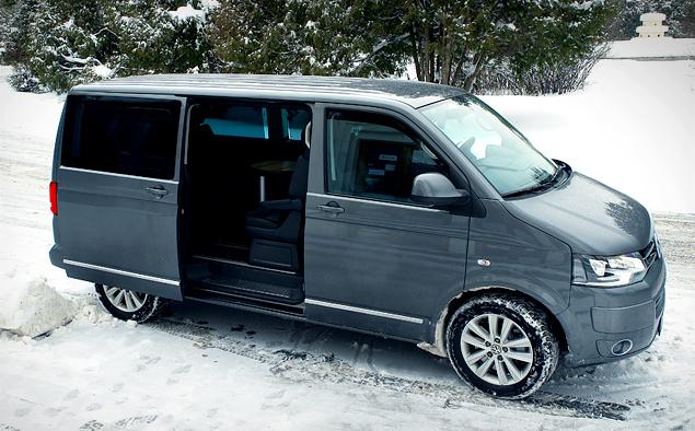 Холодильник против минивэна: длительный тест VW Multivan. Фото 3