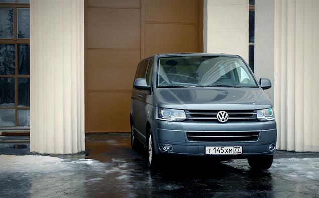 Холодильник против минивэна: длительный тест VW Multivan. Фото 6
