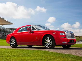 """Rolls-Royce посвятил особый """"Фантом"""" топоту копыт"""