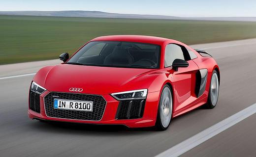 Новый суперкар Audi R8 лишился двигателя V8