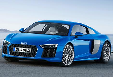 Компания Audi перестала скрывать R8 второго поколения. Фото 1