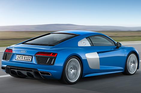 Компания Audi перестала скрывать R8 второго поколения. Фото 2